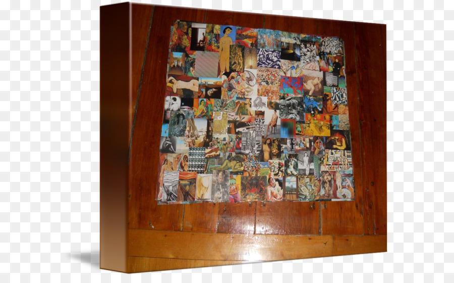 Collage de Marcos de cuadros de Pintura de arte Moderno - irregular ...