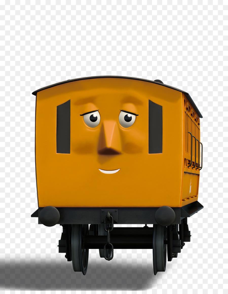 Thomas Annie y Clarabel Edward el Azul Motor de Toby el Tranvía ...