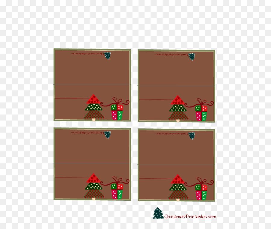 Kreative Weihnachtskarten.Tischkarten Weihnachten Ornament Weihnachtsbaum Geschenk Kreative