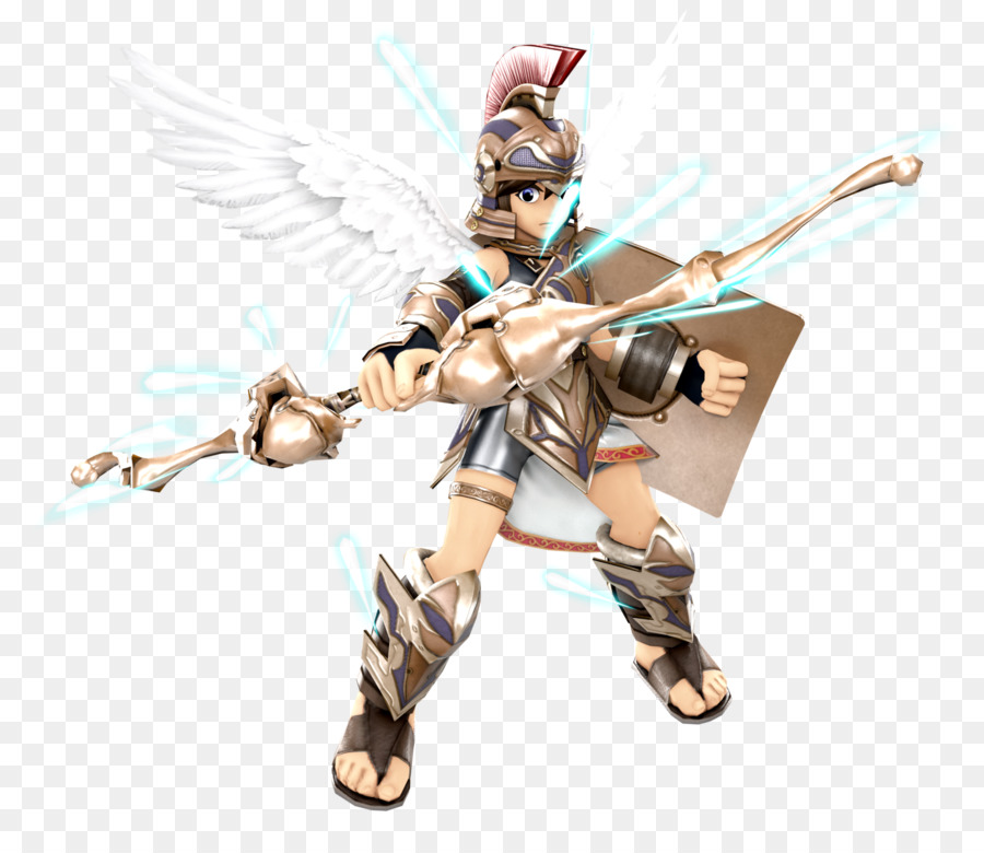 Kid Icarus Uprising Art Wii Pit