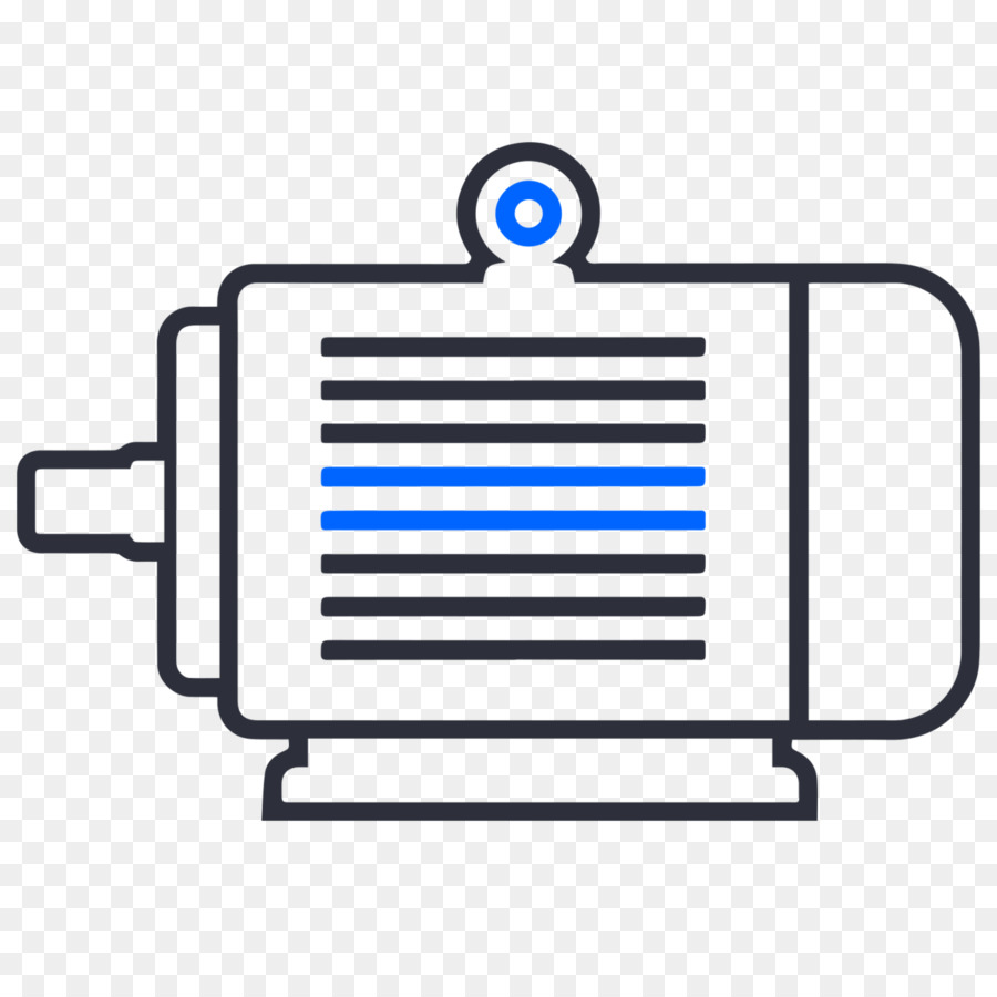 Electric motor Electricity Computer Icons Symbol - engine vector