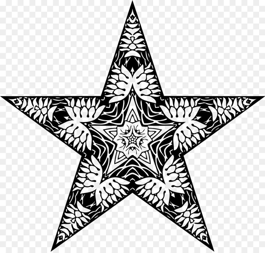 Estrella náutica Clip art - simétrica vector png dibujo ...