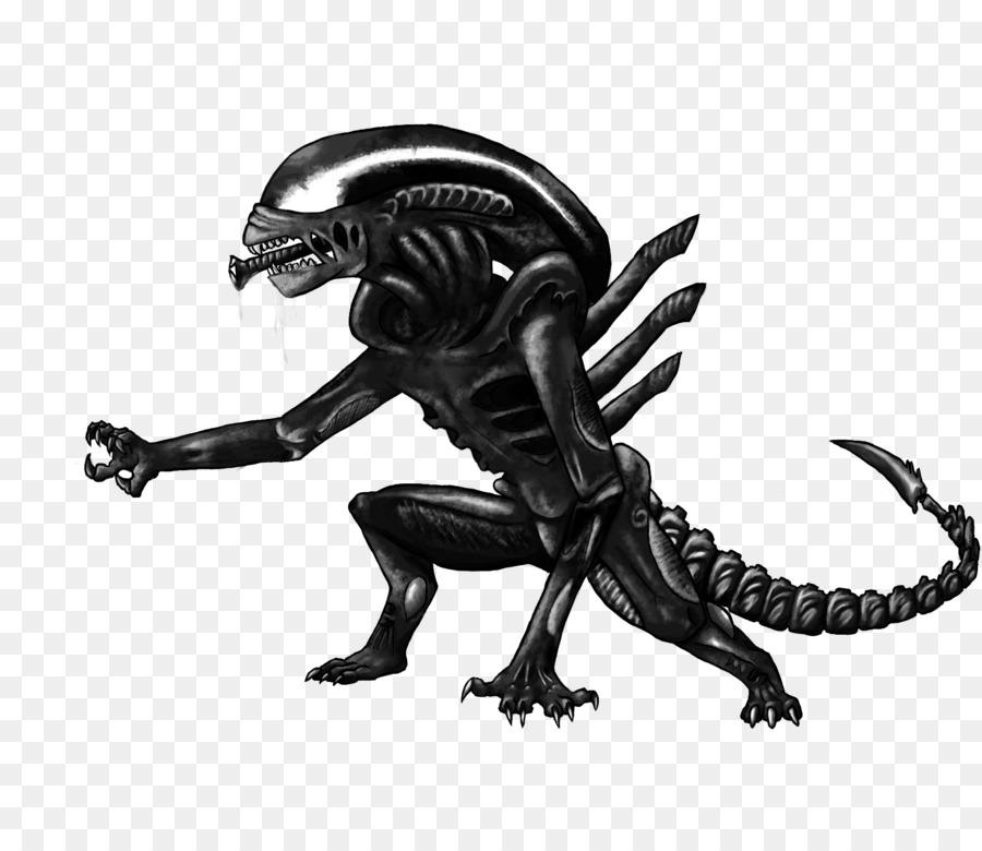 Alien Predator YouTube Dibujo - dibujos animados extranjero Formatos ...