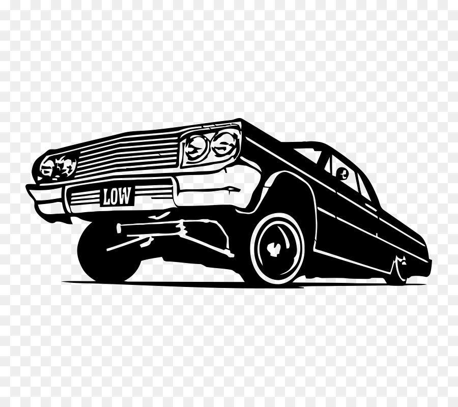 Chevrolet Impala Vintage Car Lowrider