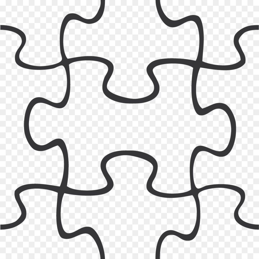 Jigsaw Puzzles Template Clip Art Others Png 1000 Free Transpa