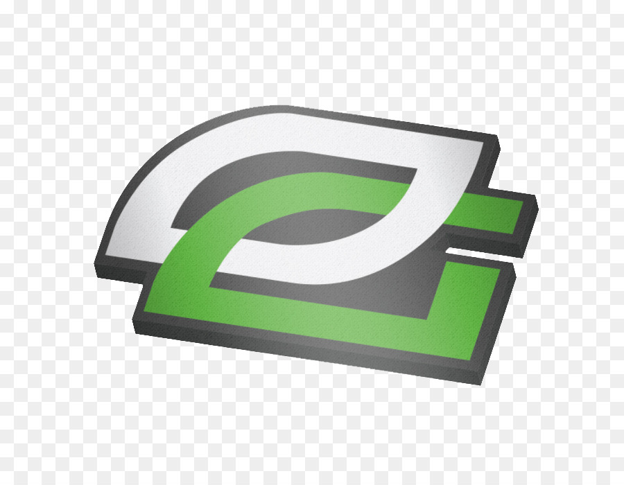 OpTic Gaming Logo Rectangle Brand