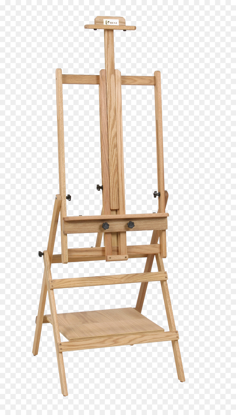 easel oil painting artist canvas png download 800 1561 free