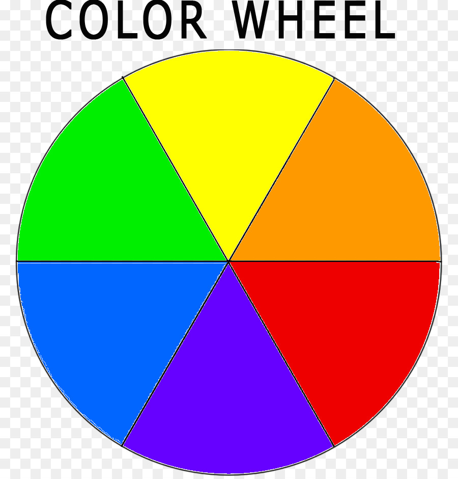 Color Wheel Primary Theory Bags Template Png 844 940 Free Transpa