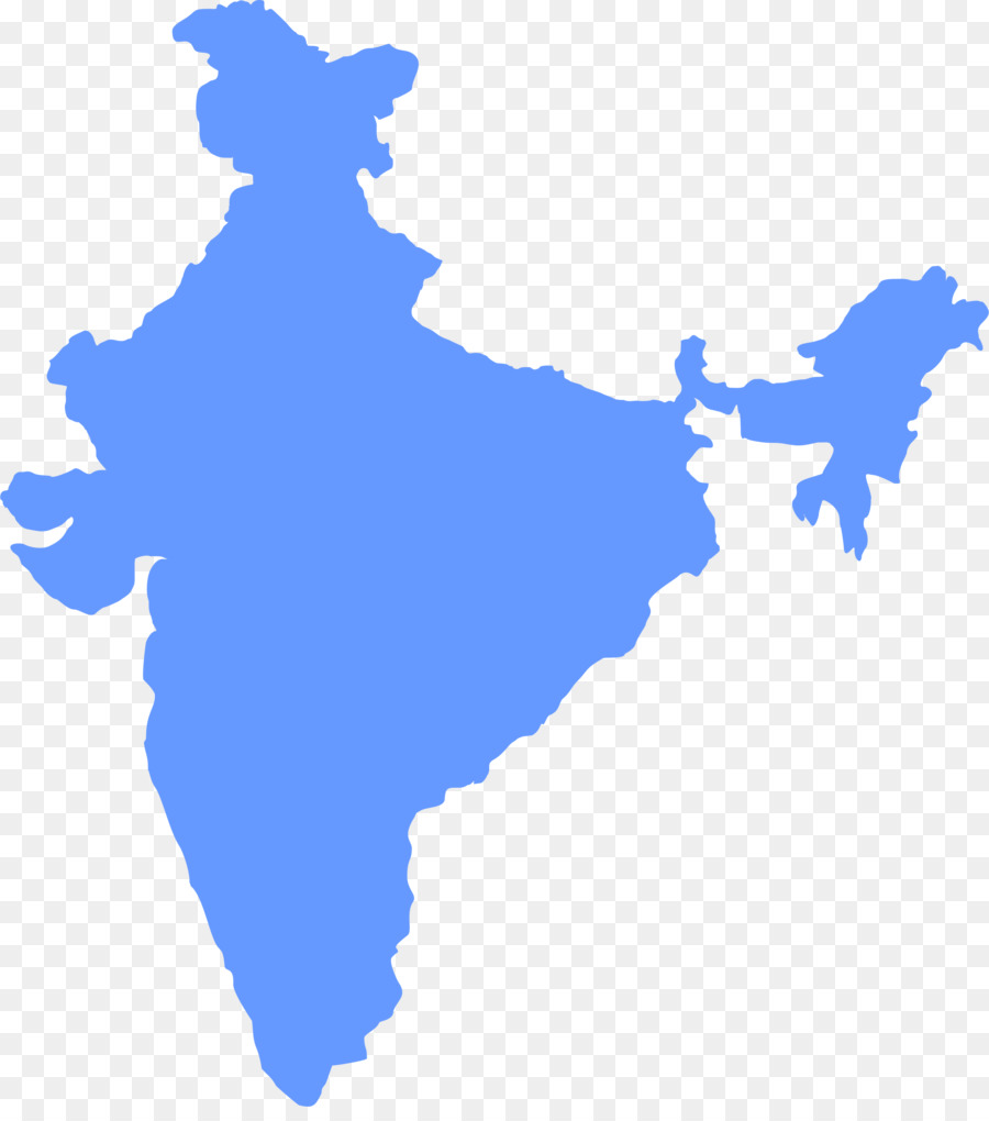 India World Map Clip Art Delhi Vector Png Download 2636 2949
