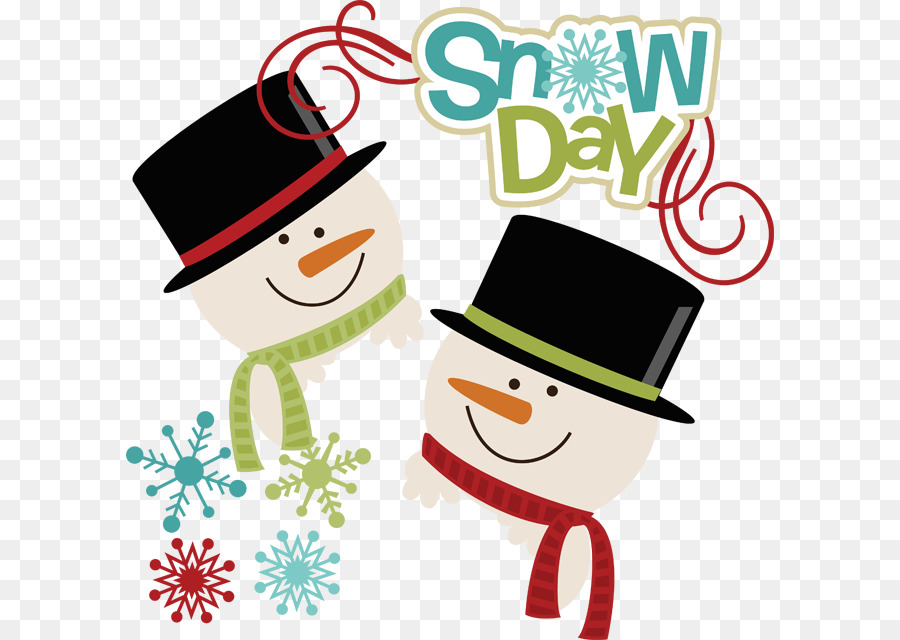 the snowy day clip art snowing day png download 648 640 free