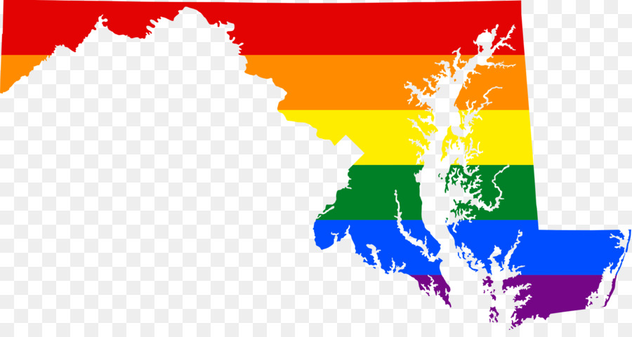 Maryland Topographic map - lgbt png download - 1929*1008 - Free ...