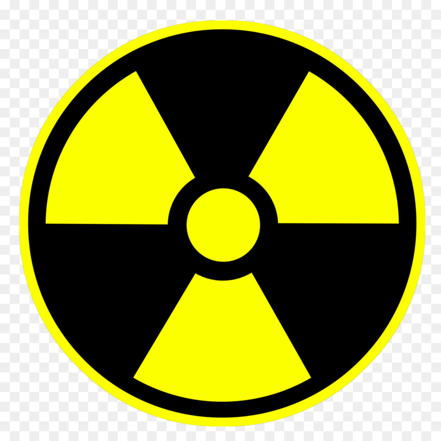 hazard symbol nuclear power radioactive decay sticker decal rh kisspng com clip art radiation therapy