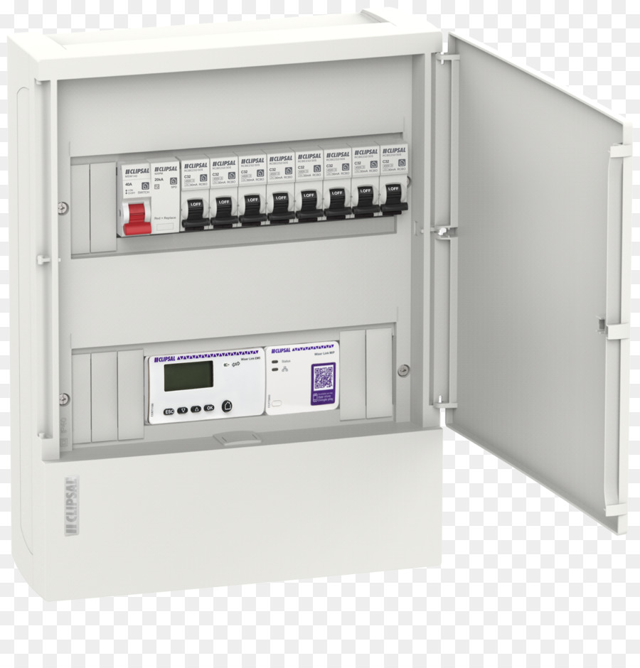 Circuit breaker Electric switchboard Electrical Switches Electricity ...