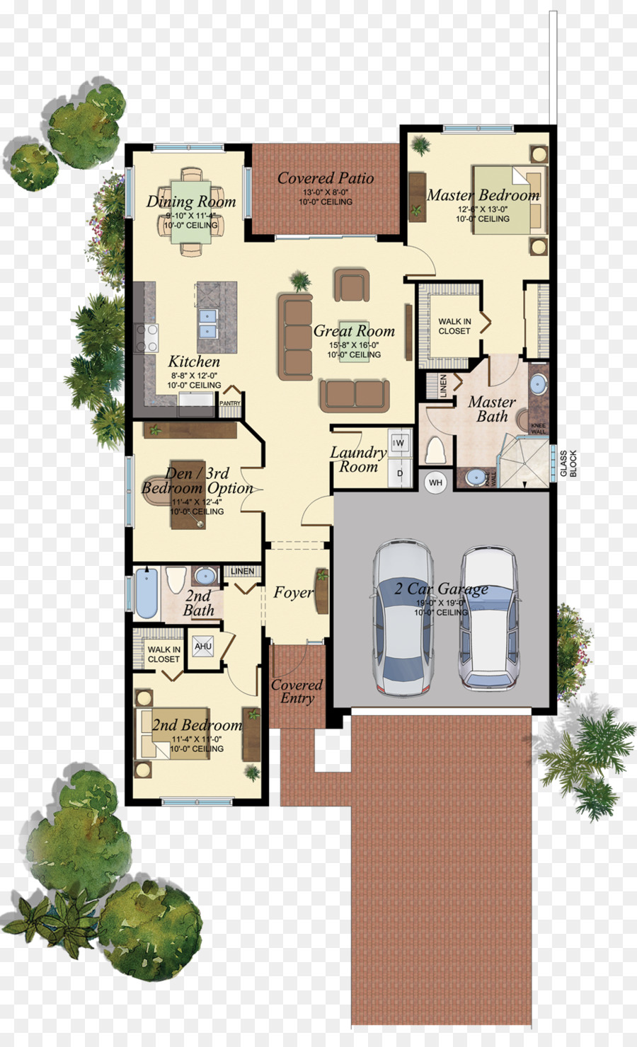 Floor Plan House Interior Design Services Tuscan Png Download