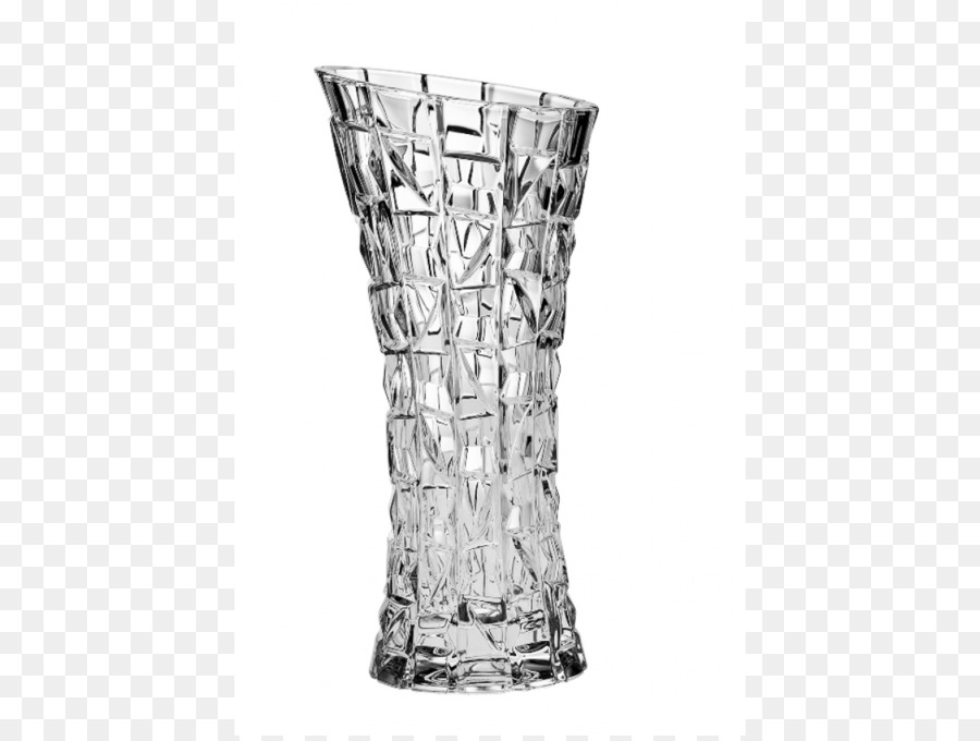 Bohemian Glass Lead Glass Vase Crystal Bohemia Aros Png Download