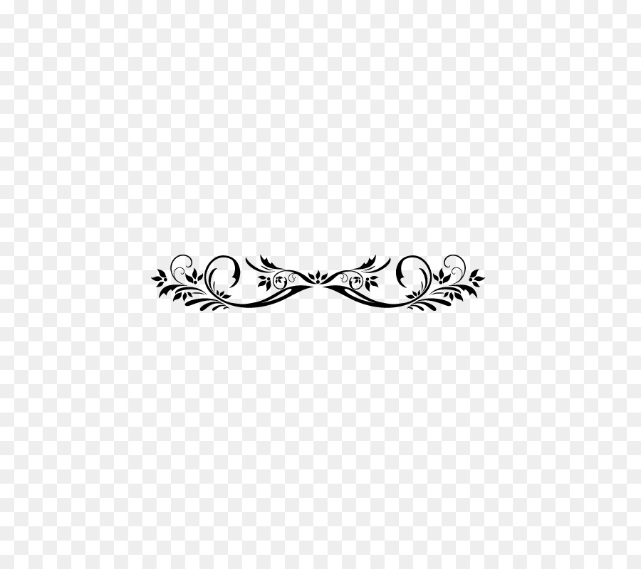 Line White Picture Frames Flower Font - girls model png download ...