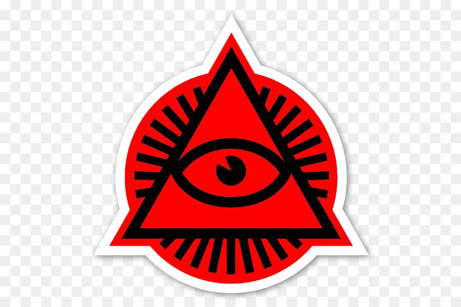 Eye Of Providence Third Eye Symbol Thought Red Shopping Malls