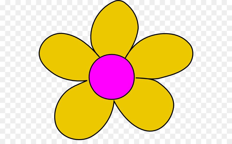 Yellow flower clip art purple flower vine png download 600545 yellow flower clip art purple flower vine mightylinksfo
