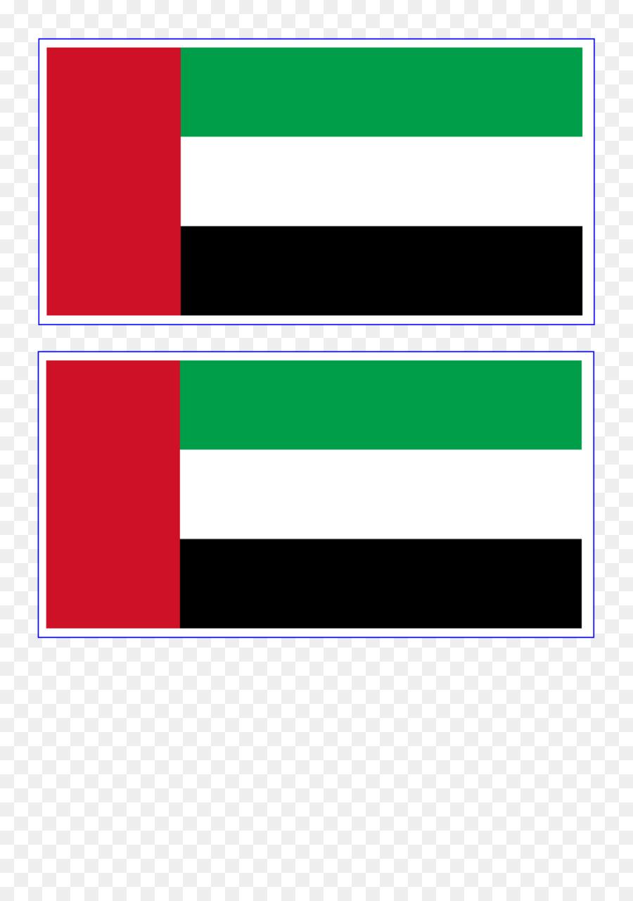 Bandera de los Emiratos Árabes Unidos, Banderas de Asia Verde ...