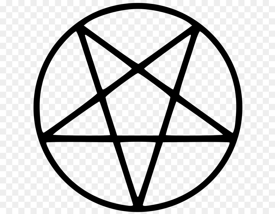 Church Of Satan Pentagram Satanism Baphomet Ritual Png Download