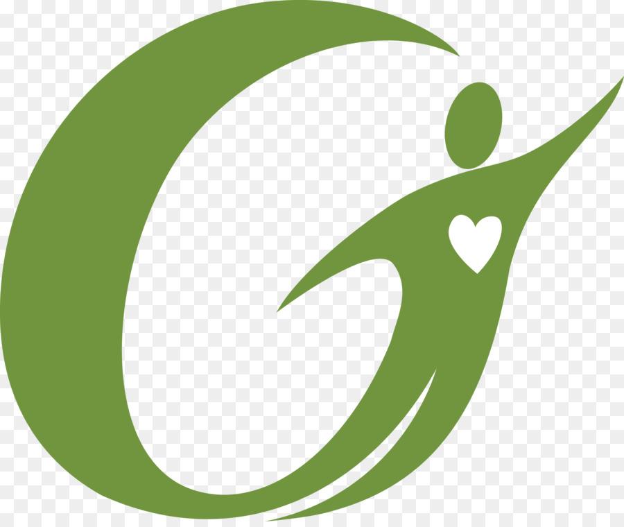 Green Leaf Logo png download - 2332*1949 - Free Transparent