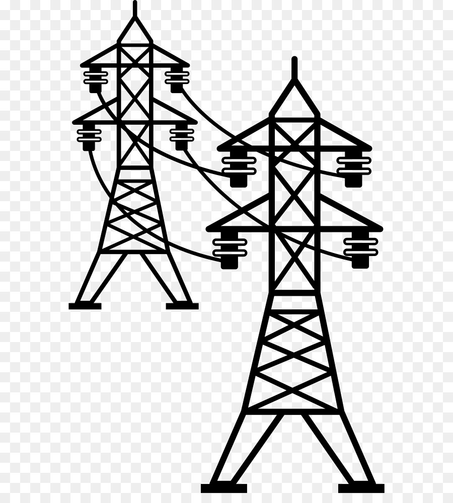 transmission tower electric power transmission overhead