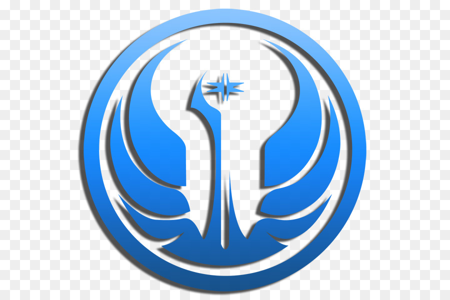 Star Wars The Old Republic Logo Jedi Galactic Republic Star Wars