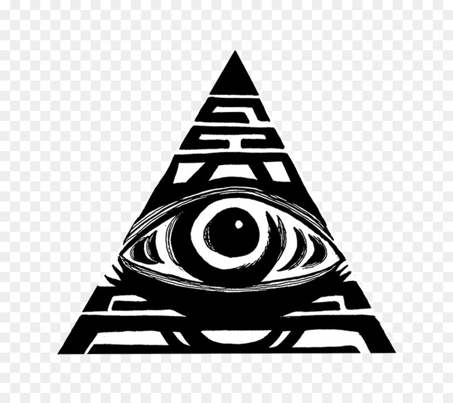 Eye Of Providence Eye Of Horus Illuminati Symbol Eye Png Download