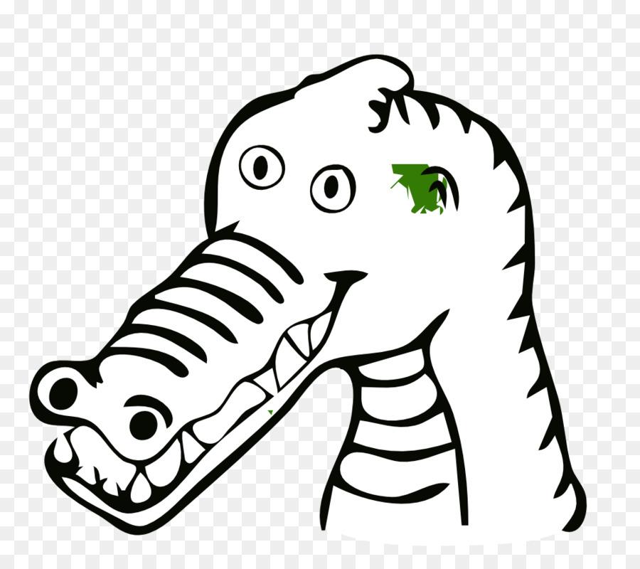 crocodile alligator indian elephant black and white clip art rh kisspng com indian head clipart black and white indian headdress clipart