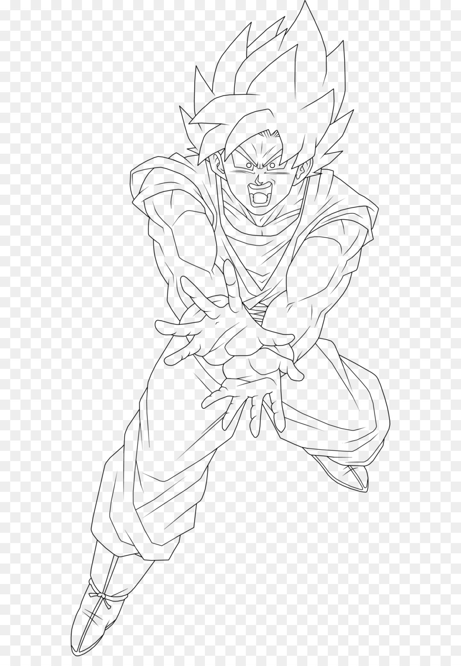 Goku Vegeta Dragon Ball Z Dokkan Battle Piccolo Krillin - blue color ...