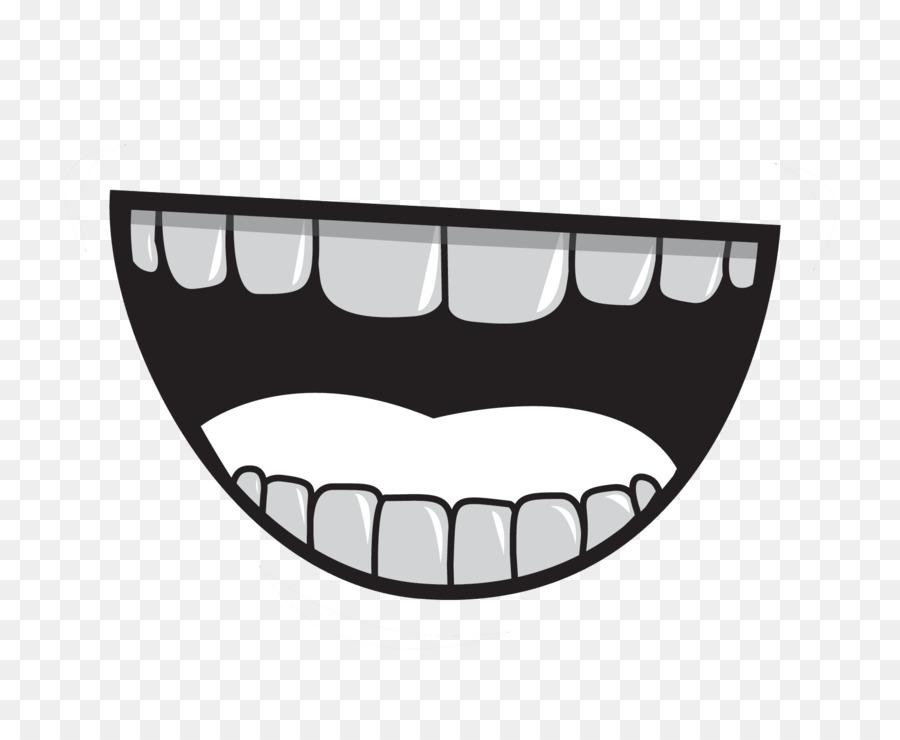 evil cartoon mouth - 900×740