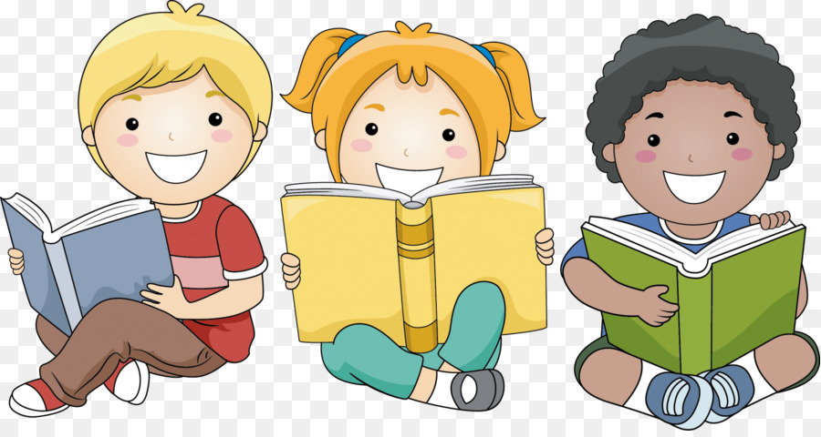 child reading book clip art happy reading png download 1500 789 rh kisspng com child reading a book clipart black and white Book Clip Art