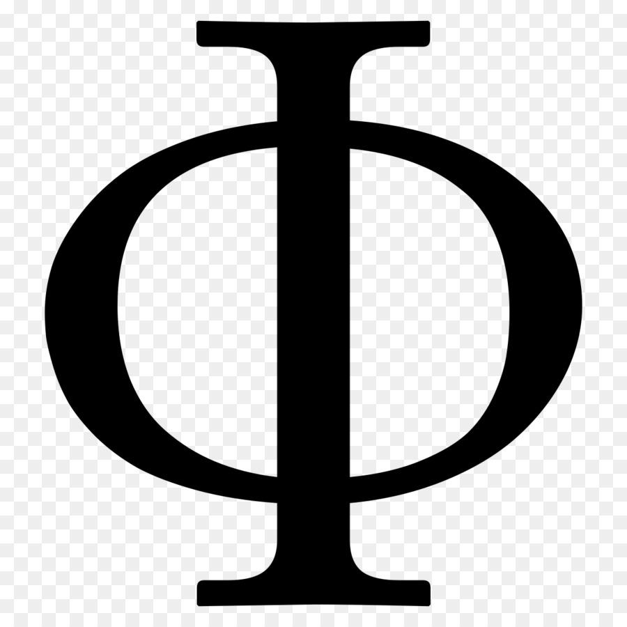 Phi Greek Alphabet Letter Case Kappa Beta Symbol Logo Png Download