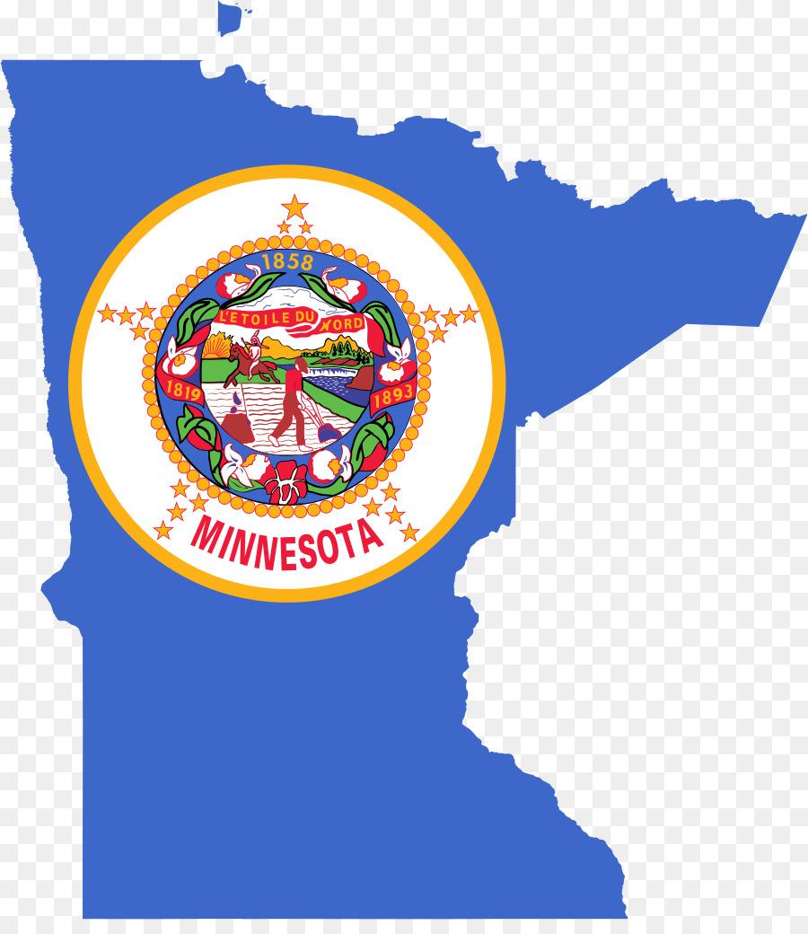 Flag Of Minnesota State Flag Flag Of The United States Minnesota
