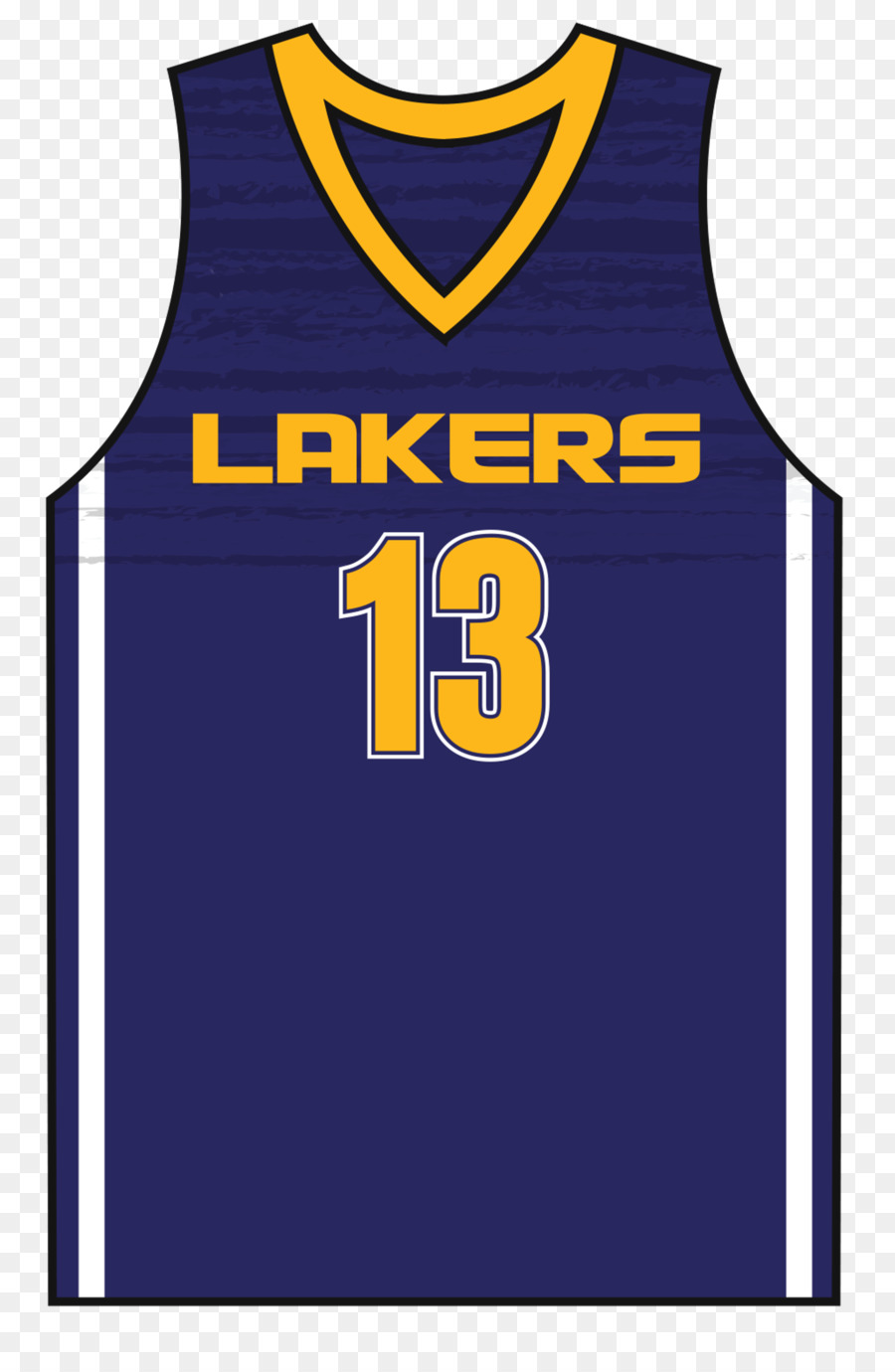 Los Angeles Lakers T-shirt Basketball uniform Jersey - basketball uniform  png download - 1983 3000 - Free Transparent Los Angeles Lakers png Download. 8a86b8081