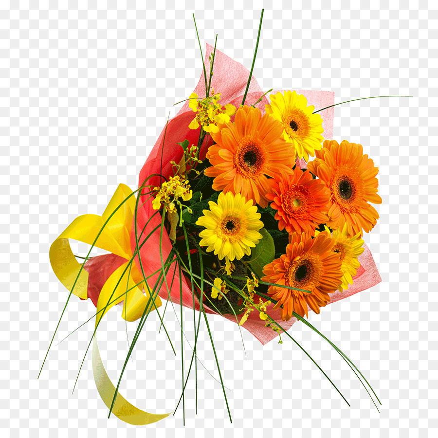 Transvaal daisy Flower bouquet Cut flowers Yellow Chrysanthemum ...