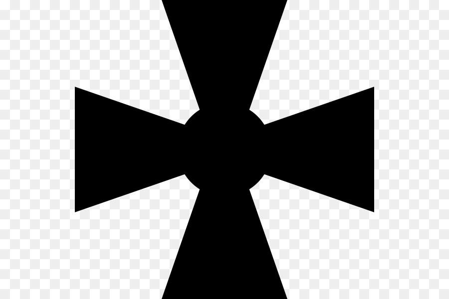 Maltese Cross Iron Cross First World War Symbol Peoples