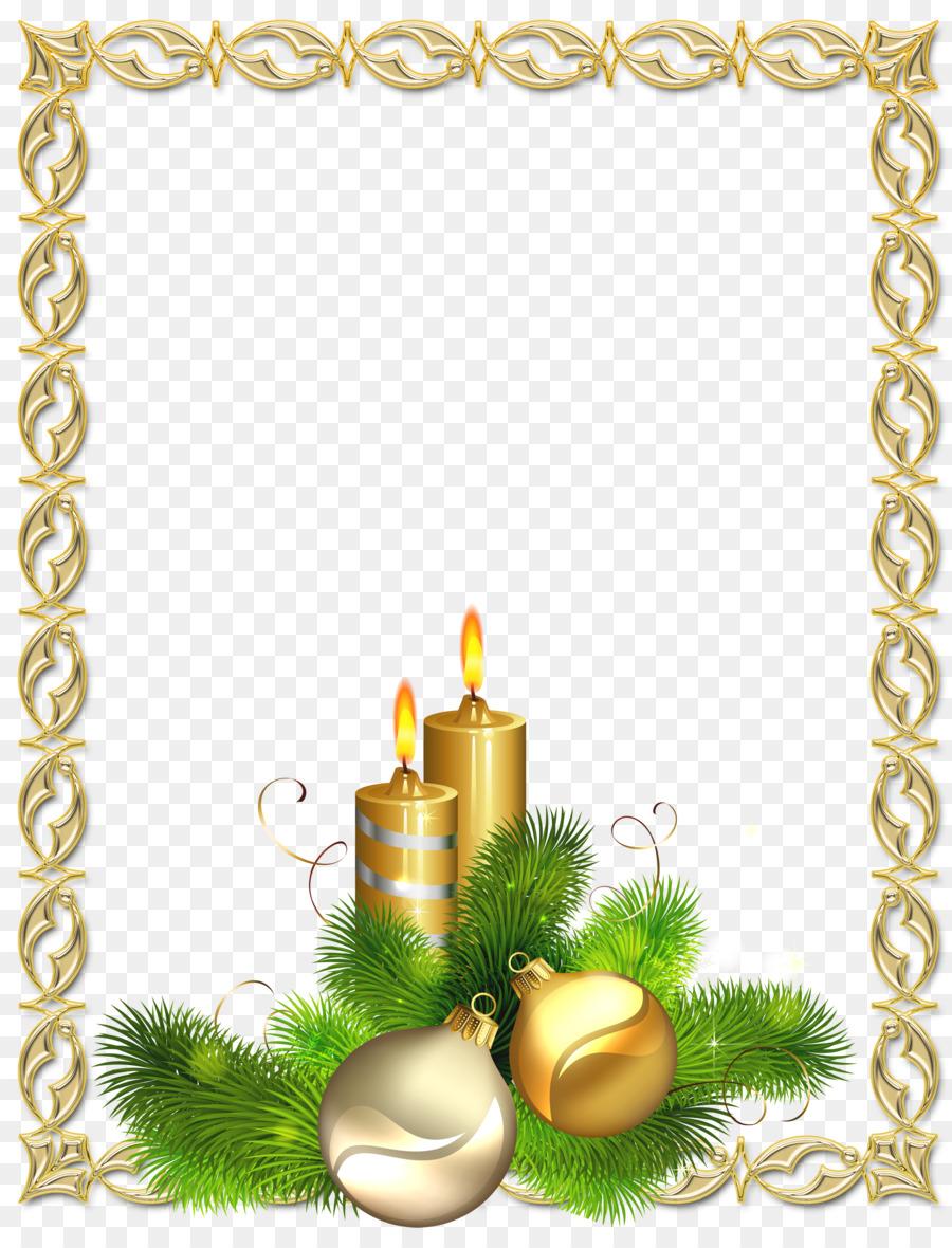 Marcos de fotos de Navidad, ornamento de la Fotografía - la navidad ...