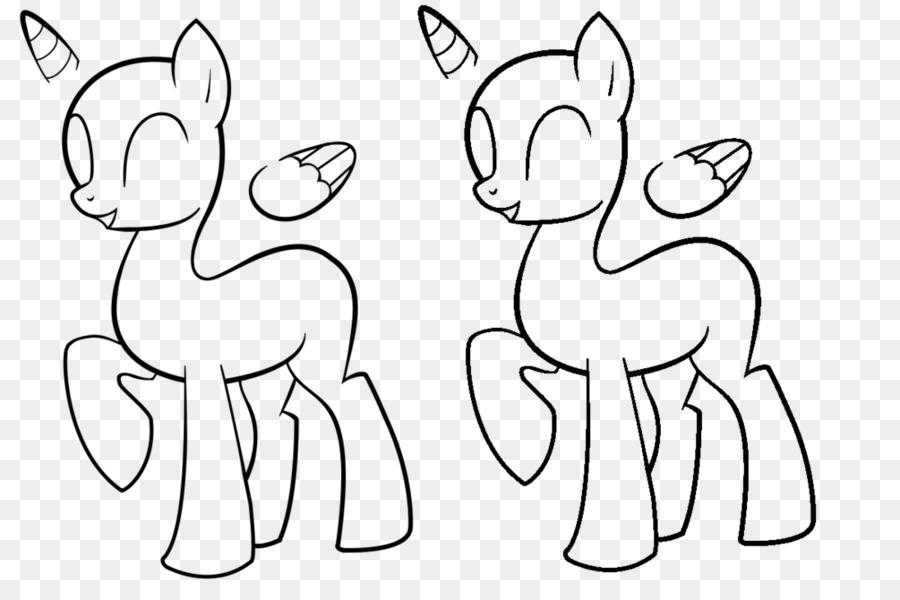 My Little Pony la Rareza de Dibujo de unicornio Alado - pegasus ...