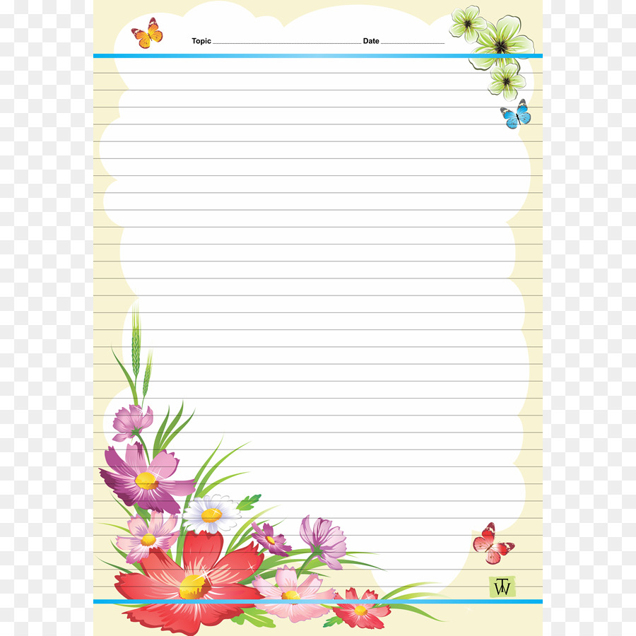 Standard Paper Size Drawing Loose Paper Png Download 750900