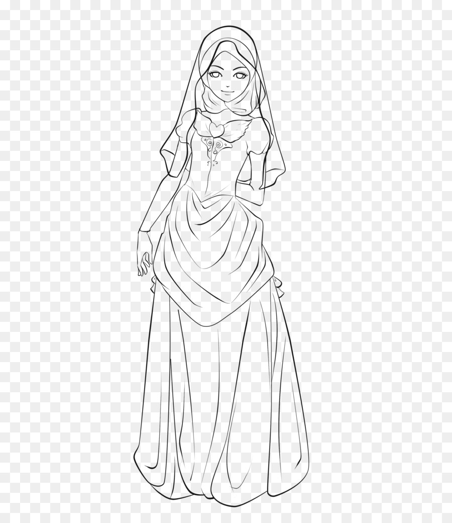 Coloring book muslim islam art monochrome photography png