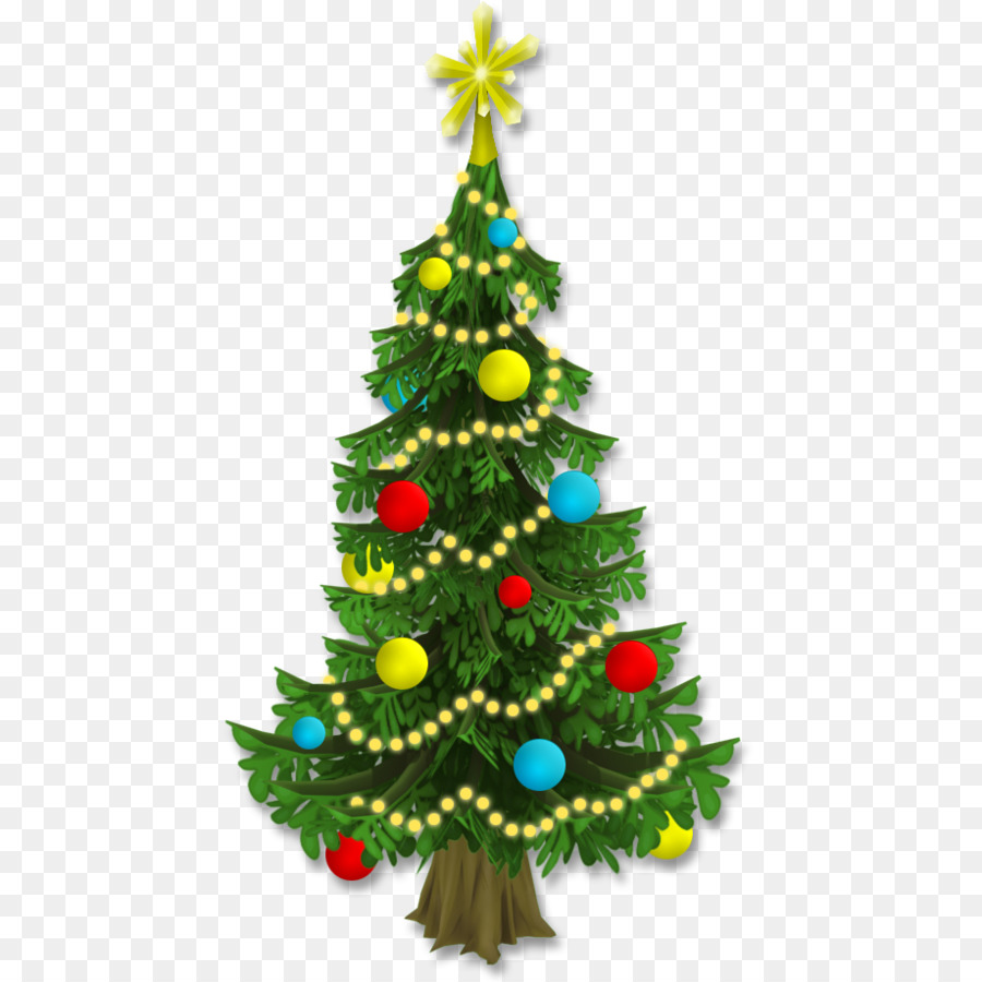 christmas tree tri