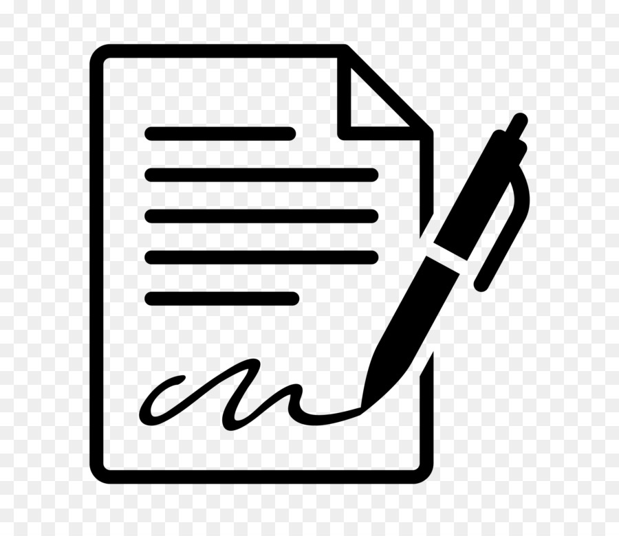 Contract Computer Icons Rental Agreement Others Png Download 768