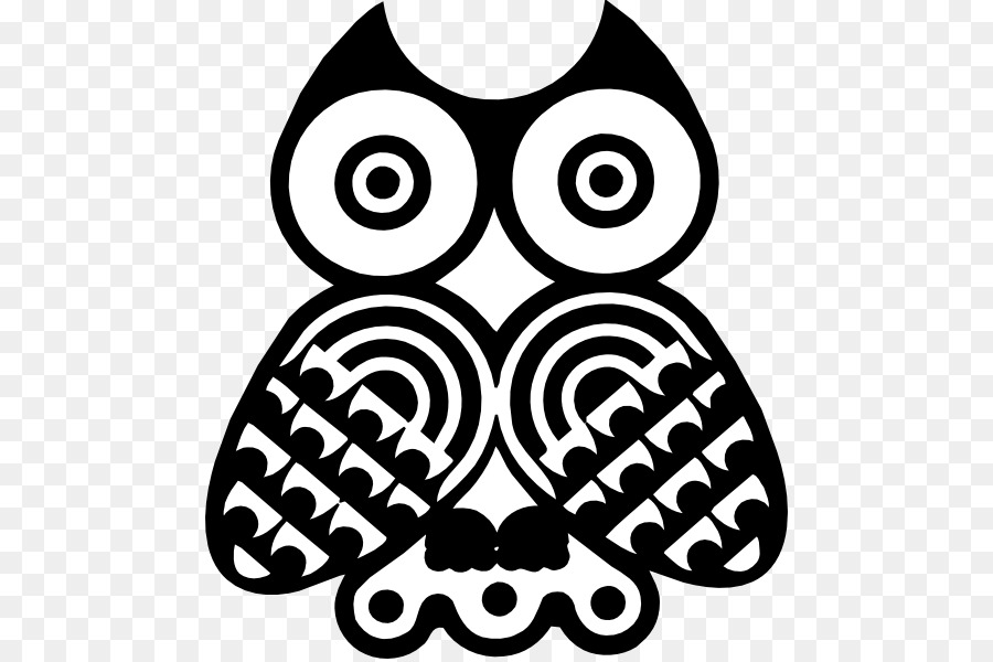 Snowy Owl Symbol Totem Great Horned Owl Wolf Totem Png Download