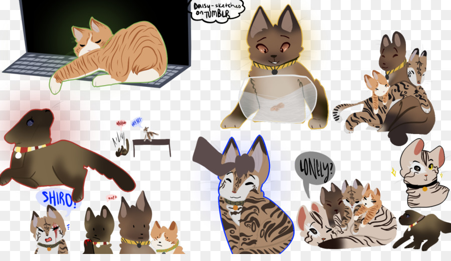 930 Gambar Kolase Hewan Kucing HD Terbaik