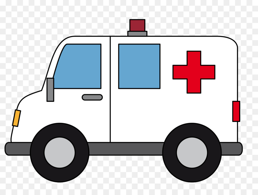 ambulance emergency vehicle cartoon drawing clip art siren rh kisspng com clipart ambulance pictures clipart ambulance black and white