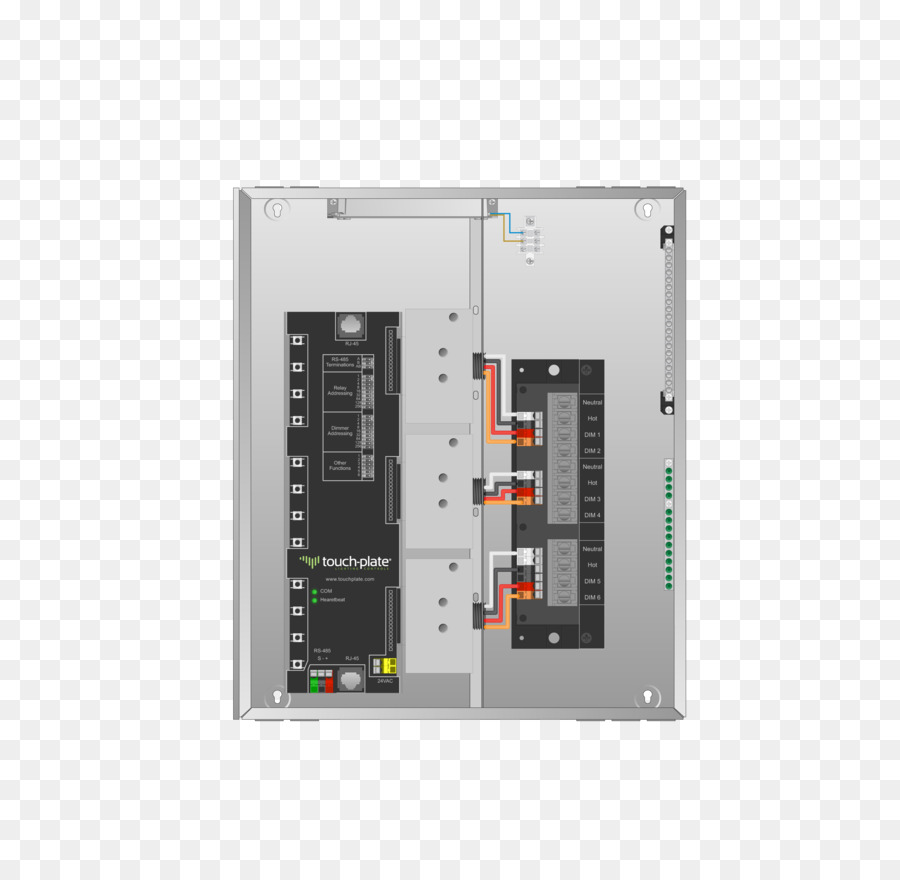 Circuit breaker Dimmer Lighting control system Electrical Switches ...