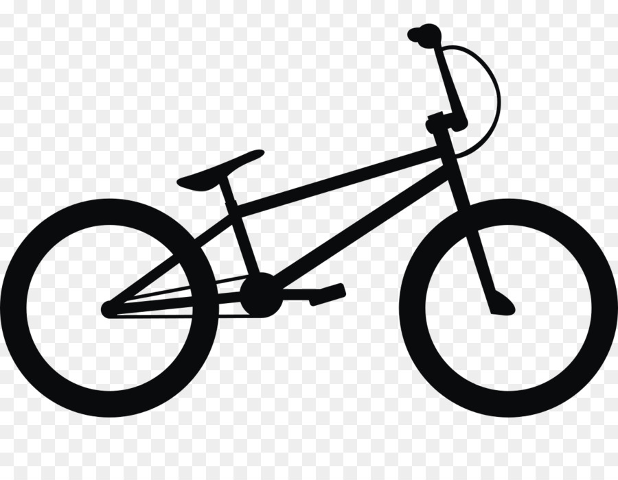 Bicycle Shop BMX bike Bicycle Frames - hand-painted bike vector png ...