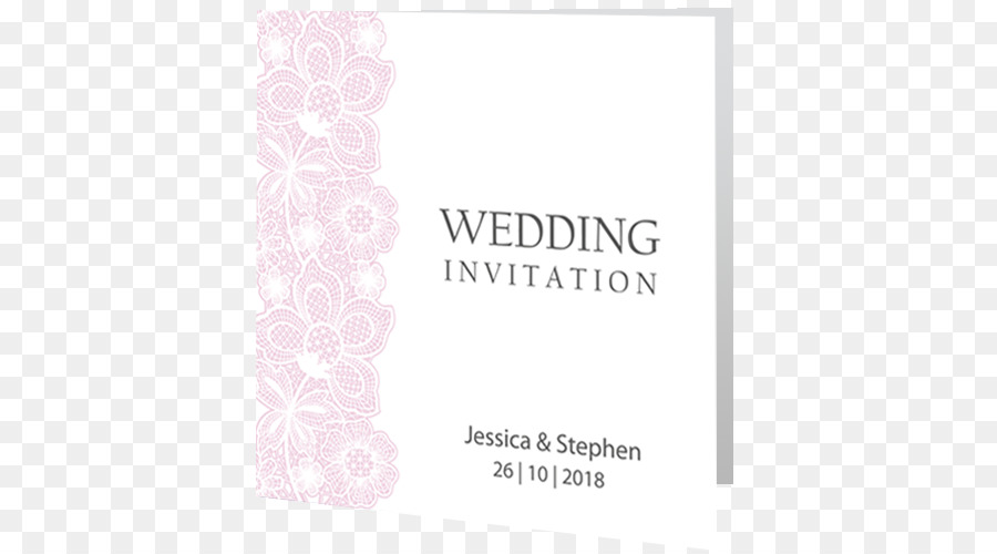 Wedding Invitation Paper Lace Letter 2018 Wedding Card Watercolor