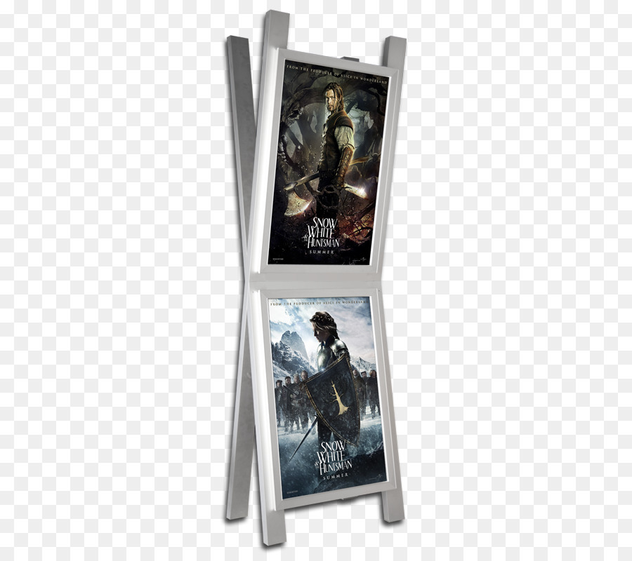 Picture Frames Film poster Display device - double twelve posters ...